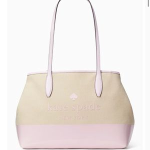 Kate Spade street tote small side snap